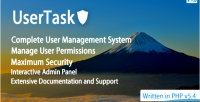 An usertask advanced system management user