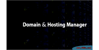 And domain hosting manager