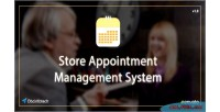 Appointment store management system