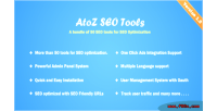 Atoz seo tools search tools optimization engine