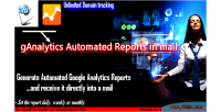 Automated ganalytics mail in reports