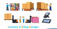 Billing inventory manager