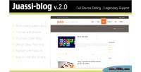 Blog juassi v.2.0