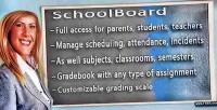 Board school system management school