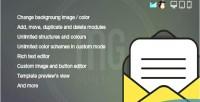Builder mg newsletter creator