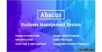 Business abacus management system