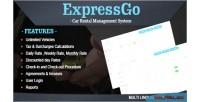 Car expressgo system management rental