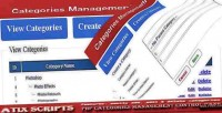 Categories manage content hierarchic of