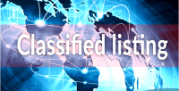 Classified cix platform listing ads