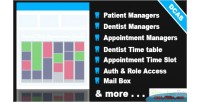 Clinic dental appointment system