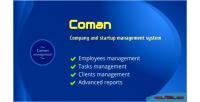 Company coman management system