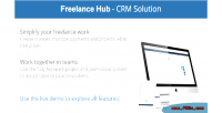 Complete freelancehub freelancing solution