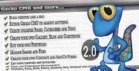 Content gecko management system