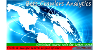 Crawlers bots analytics