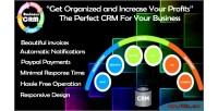 Crm business & system management project