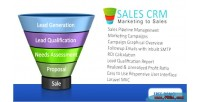 Crm sales marketing software management sales