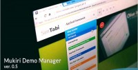 Demo mukiri manager