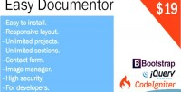 Documentor easy cms