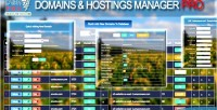 Domains advanced pro hostings and