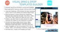 Drag & drop bootstrap creator templates html drag