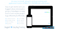 Easy bugged bug tracking