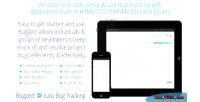 Easy bugged bug tracking