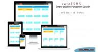 Enterprise vatoesms system management school