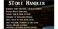 Handler store