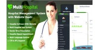 Hospital multi best hospital system management app sass