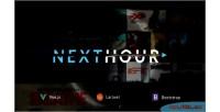 Hour next movie tv video show cms portal subscription