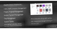 Freelancer hq client & app management project