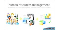 Human hrm system management resource