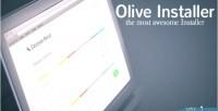 Installer olive