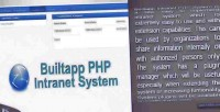 Intranet builtapp system
