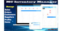 Inventory mc manager