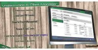 Invoice vogke manager clients and