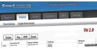 Invoicing lite system