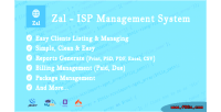 Isp zal management system