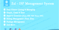 Isp zal management system