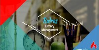 Library rudras management system