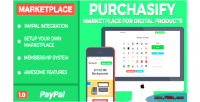 Marketplace purchasify products digital for