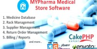 Medical mymedic store software