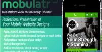 Mobile mobulatr emulator design