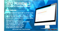 Monster seo 2 framework reporting seo