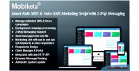 Multi purpose mobile marketing script with bulk sms voice sms mes way 2 multi