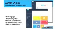 Multilingual mcms system management content