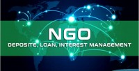 Ngo multipurpose loan management interest deposit