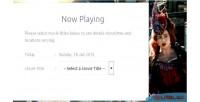 Online book movies tickets