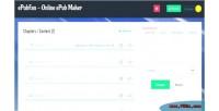 Online epubfan epub lite maker manager composer