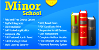 Online minorschool mcq system exam